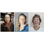 Dr. Sakiko Fukuda-Parr, Dr. Terra Lawson-Remer, and Dr. Susan Randolph, Winners of the 2019 Grawemeyer Award for Ideas Improving World Order